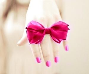 bow, nails, and ring image