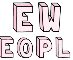 people, ew, and pink image