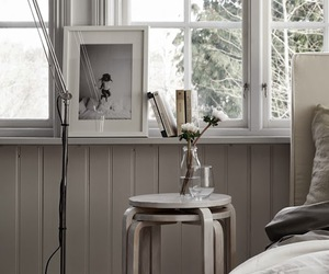 bed, inspiration, and luxury image