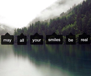 smile, quote, and real image