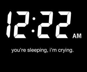 cry, time, and sleep image