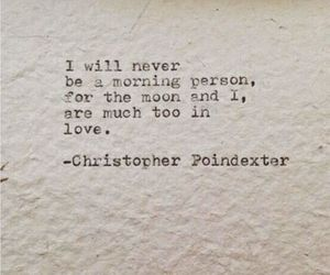 moon and christopher poindexter image