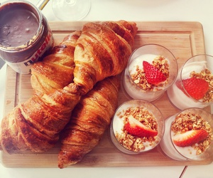 food, breakfast, and cool image