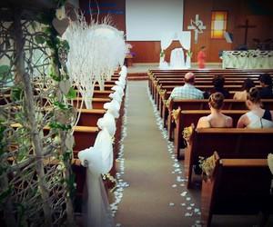 church, decor, and diy image