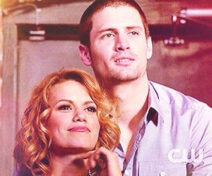 oth, haley, and nathan image