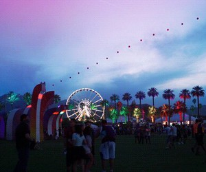art, coachella, and Dream image