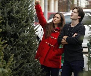 christmas, couple, and ian and nina image