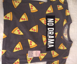 grunge, outfits, and pizza image