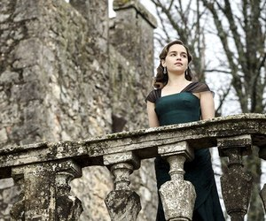 photo, emilia clarke, and voice from the stone image