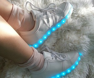 light, pale, and shoes image