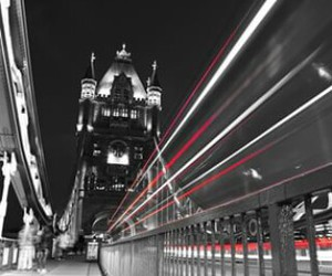 london, nigth, and travel image