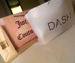 dash, fashion, and juicy couture image