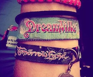 Tomorrowland, dreamville, and Dream image