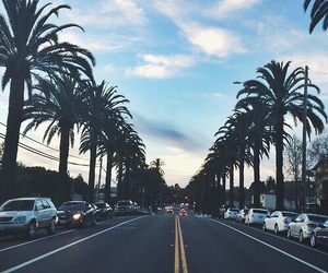 california, hipster, and losangeles image