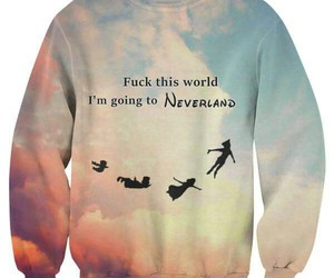 neverland and disney image