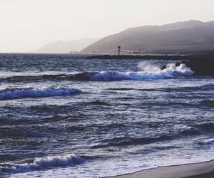 beach, ocean, and tumblr image