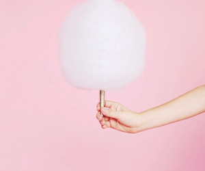 pink and cotton candy image