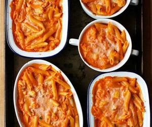 pasta, food, and delicious image
