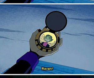 raven and beast boy image