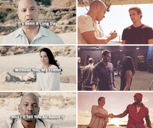 beautiful, miss you, and paul walker image
