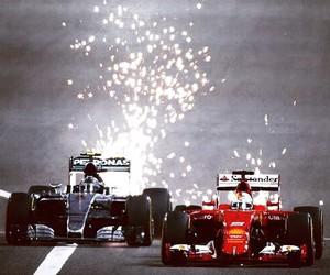 ferrari, Schumacher, and vettel image
