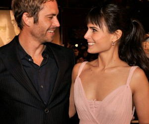paul walker, fast and furious, and jordana brewster image