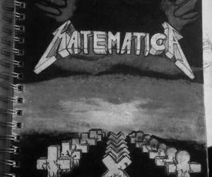 metallica and black image
