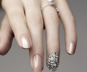 nails, style, and weddings image