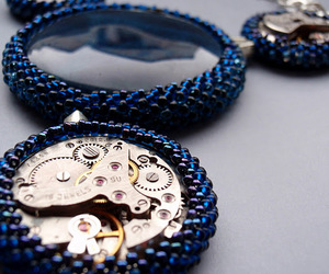 clock, cool, and jewelry image