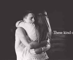 hugs, otp, and teen wolf image