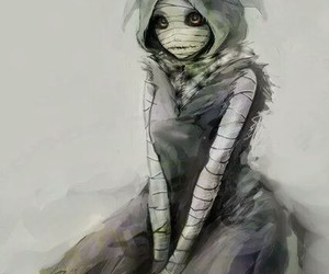 tokyo ghoul, anime, and eto image