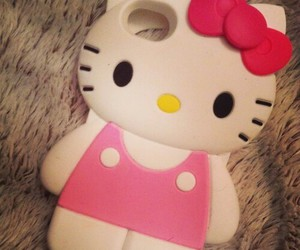 case, HelloKitty, and coque image