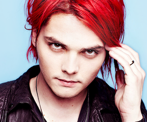 gerard way, mcr, and my chemical romance image