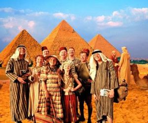 harry potter, weasley, and egypt image