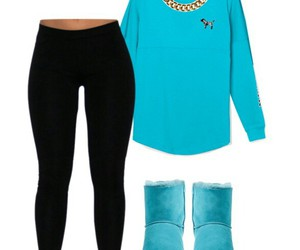 blue, it's, and Polyvore image