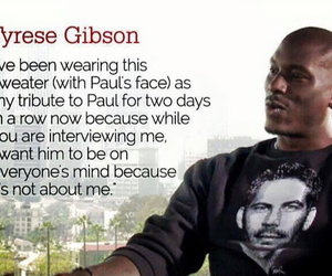 paul walker, rip, and tyrese gibson image