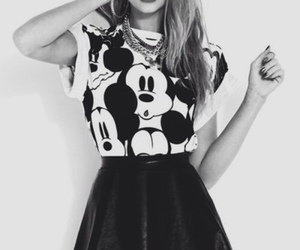 mickey, outfit, and mickey mouse image