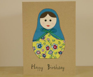 birthday card, etsy, and cute card image