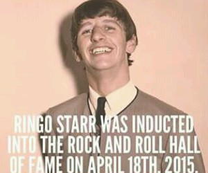 congratulations, ringo starr, and the beatles image
