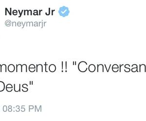 twitter, neymar, and neymar tweets image