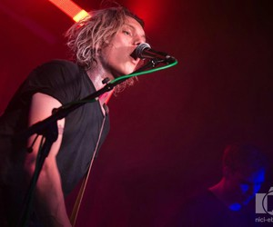 band, Jamie Campbell Bower, and music image