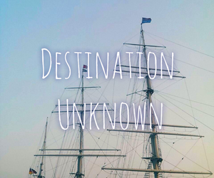 destination, quote, and travel image