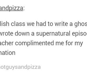 fandom, funny, and school image