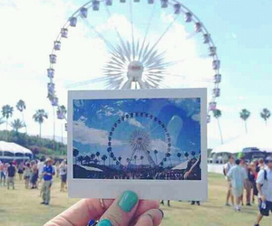 coachella, photography, and photo image