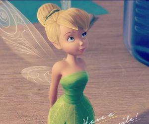 disney, fairy, and heart image