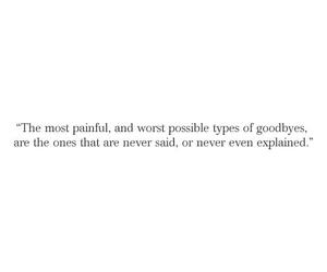broken, goodbye, and life image