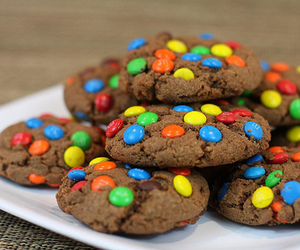 colorful, Cookies, and yummy image