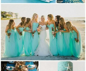 beach, wedding, and wedding inspiration image