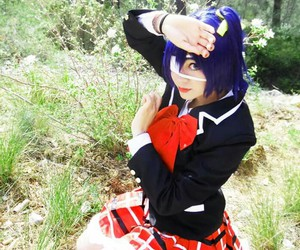 asian, cosplay, and moe image