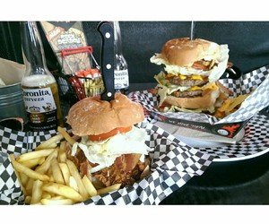 chips, nachos, and burguers image